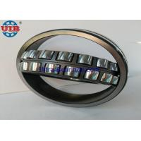 Buy cheap GCR15 Chrome Steel Cylinder Roller Bearing , Double Row Spherical Roller Bearing from wholesalers