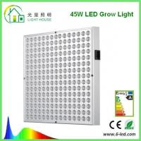 Buy cheap Surface Mounted LED Panel Grow Light With 50~60Hz Frequency , 50000 Hour Life product