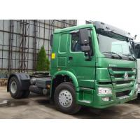 """HOWO 4x2 Prime Mover, 371HP 30T Automatic Tractor Truck 90"""" Saddle"""