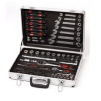 Buy cheap 100 pcs socket tool set ,with combination wrenches ,extension bar . from wholesalers