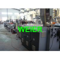 Buy cheap Automatic PP Strapping Band Extrusion Machinery With Two Strap Extrusion from wholesalers