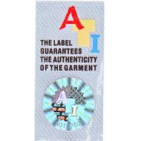 Buy cheap Laser Anti-counterfeit Sticker Labels Reflective AIuminium Stamping from wholesalers