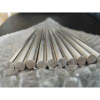 Extruded AZ31B magnesium rod,  AZ61 AZ91D magnesium anode rod  for water heater