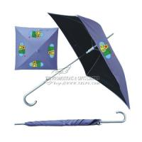 Buy cheap Square Aluminium promotion Umbrellas, LOGO/OEM Straight Umbrella ST-A524 from wholesalers