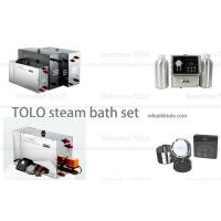Buy cheap Stainless Steel Sauna Steam Generator , Wired Touch Screen Control Panel from Wholesalers