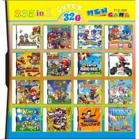 Buy cheap 335 in 1 335in one Multi games Card for DS/DSI/DSXL/3DS Game Console from wholesalers