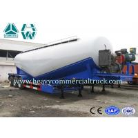 Buy cheap High Performance Carbon Steel Cement Bulk Carrier Truck Durable 35M3 30 Ton from wholesalers