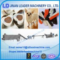 Buy cheap Energy-saving Dog Chewing Jam Center Pet Food making machine from wholesalers