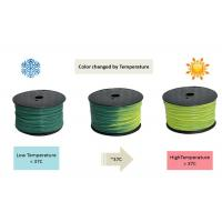 Buy cheap Afinia 3D printer Thermoplastic Filament , ABS 3.0mm 3d Printer Plastic Material from wholesalers