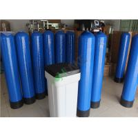 Buy cheap Automatic Water Softener Tank With FRP Material , Operating Temperature 5℃ - 35℃ from wholesalers