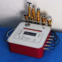 Buy cheap rf no needle mesotherapy machine,5D facial sculpture needle free cosmetic exfoliating hydrating whitening collagen prom product