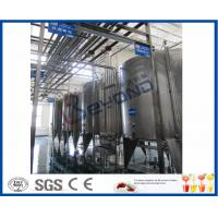 Buy cheap Juice Tea Beverage Production Line , Food And Beverage Service Equipments from wholesalers
