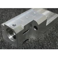 Buy cheap Copper Precision Machining Parts / CNC Milling Machine Parts Polishing from wholesalers