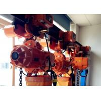 Buy cheap Industrial Electric Chain Hoist For Factories / Warehouse / Workshop CE ISO Certificates from wholesalers
