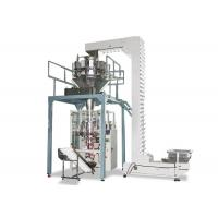 Buy cheap Pneumatic Automatic Vertical Packing Machine , Sugar Packing Machine With Scale from wholesalers