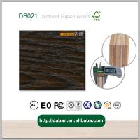 Buy cheap Reconstituted Decorative straight Engineered rosewood (DB021) Wood Veneer Wrapping Material from wholesalers