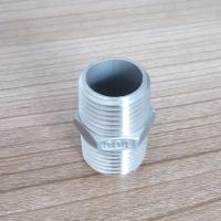 Buy cheap 1 Inch - 48 Inch Threaded Socket Weld Fittings Swage Nipple ASTM A815 UNS S32750 from wholesalers