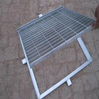 Buy cheap A Grade Steel Grating Drain Cover Hot Dipped Galvanized Q235 Material from wholesalers