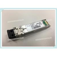 Buy cheap Cisco  10GBASE-LR SFP+ SFP-10G-LR 1310nm 10km DOM Optical Transceiver Module from wholesalers