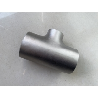 Buy cheap Sch60 ASME Stainless Steel Equal Tee Seamless Pipe Fittings from wholesalers
