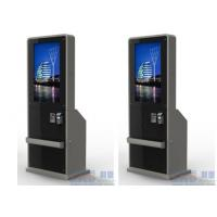 Buy cheap 55 Inches Interactive Internet Touch Screen Information Kiosk Self Service For Shopping Mall from wholesalers
