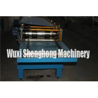 Buy cheap 15 M / Min Working Speed k Span Roll Forming Machine With Free Accessories from wholesalers
