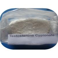 Buy cheap CAS 58-20-8 Weight Loss Steroids Testosterone Cypionate Bodybuilding / Test Cypionate from wholesalers