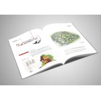 Buy cheap Promotional folding brochure, advertisment flyer,  leaflet, catalogue from wholesalers