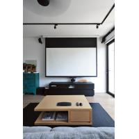 Buy cheap lectric Projection Screen for Home Theater/ Rear Projector Screens/Motorized projection screen in school from wholesalers