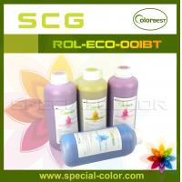 Buy cheap 1000ml eco solvent ink for outdoor printing machine.roland.mimaki.mutoh from wholesalers