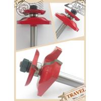 Buy cheap Raised Panel Router Bit with Backcutter 15/16 Depth- Ogee -1/2 shank from wholesalers