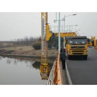 Buy cheap High Efficiency 22m Bridge access equipment Inspection Truck  With Hydrostatic Drive VOLVO 8x4 product