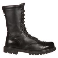Buy cheap CQB.SWAT Military Jungle Army Boot, 10 inches Jump Man boots leather with side YKK zipper from wholesalers
