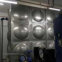 Buy cheap Large Volume Metal Welding Water Tank Earthquake ResistantLong Working Time from wholesalers