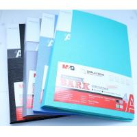 China 60 pockets Bark Surface with assorted color , a4 conference folder on sale