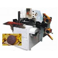 Buy cheap Semi Automatic Round Chocolate Foil Packaging Machine Easy To Handle from wholesalers
