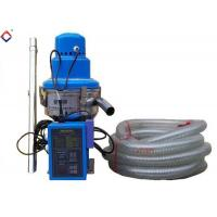 Buy cheap Automatic Portable Vacuum Suction Machine 750W with 300kg/h Conveying from wholesalers