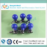 Buy cheap Multi-functional Suction ECG electrodes,adult ECG chest electrodes product