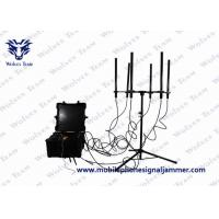 Buy cheap Secure Design Drone Frequency Jammer Avoiding Sabotage from wholesalers