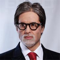 bollywood celebrity amitabh bachchan lifesize wax statue for sale