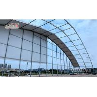 Buy cheap The World's Largest Polygon Tent 80m Clear Span Tent from Liri Tent from wholesalers