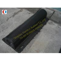 Buy cheap Dock Berth D Shaped Rubber Bumper Injected Black CE / SGS / BV from wholesalers