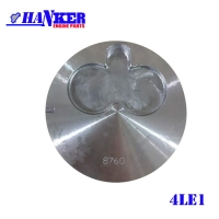 Buy cheap 4LE1 Engine Isuzu Piston Parts 8-97257-876-0 8972578760  electronic Injection from wholesalers