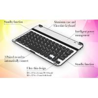 Buy cheap Aluminium Bluetooth Keyboard For Ipad Mini from wholesalers