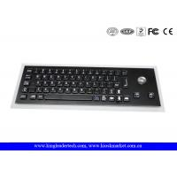 Buy cheap Compact USB Industrial Computer Keyboard with Optical Trackball and Korean Layout from wholesalers