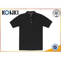 Buy cheap Comfortable Custom Polo Shirt Embroidered , School Uniform Polo Shirts from wholesalers