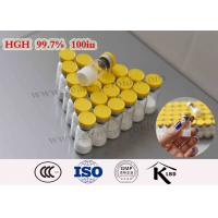 Buy cheap Increase Human Growth Hormone Anti Aging Hgh Supplements Freezedried Powder Somatropin from wholesalers