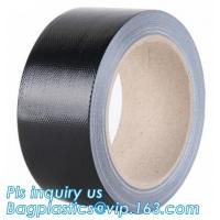 Buy cheap Strong Gauze Fiber Repair Sealing Joining Duct Tape PVC Cloth Duct Tape,silver Aluminum Foil duct insulation Tape price from wholesalers