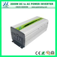 Buy cheap Fully Automatic 12V 2000W DC AC Power Converter (QW-M2000) from wholesalers