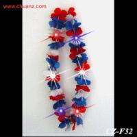 Buy cheap Flashing Hawaii Flower Lei from wholesalers